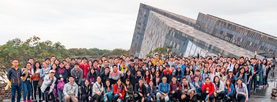 2019 Overseas Chinese Students Hiking